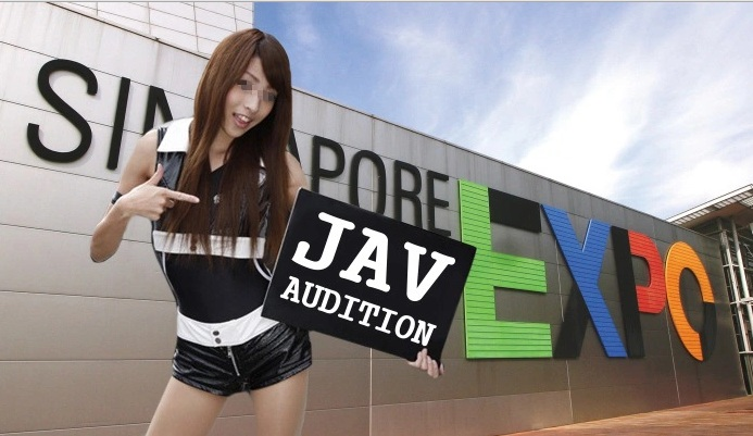 JAV Audition Singapura Berdetakcom